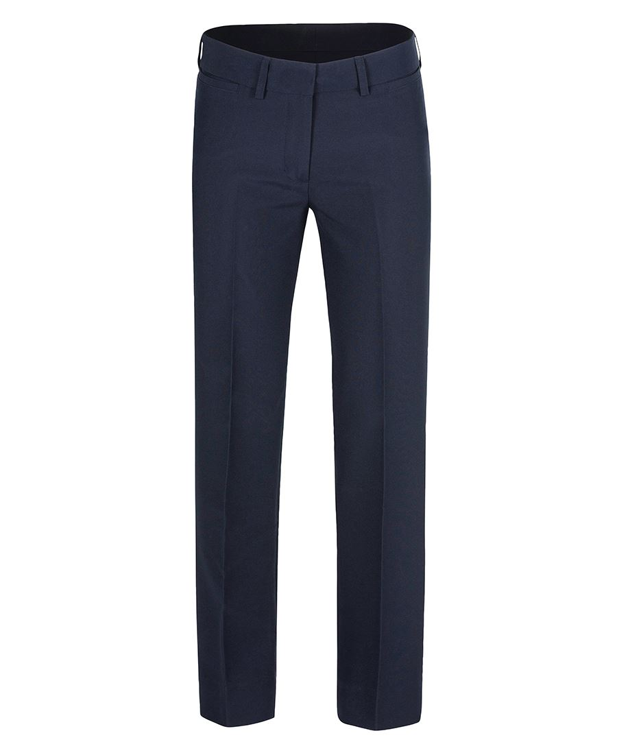 Ladies Classic Fit Trouser Navy Front