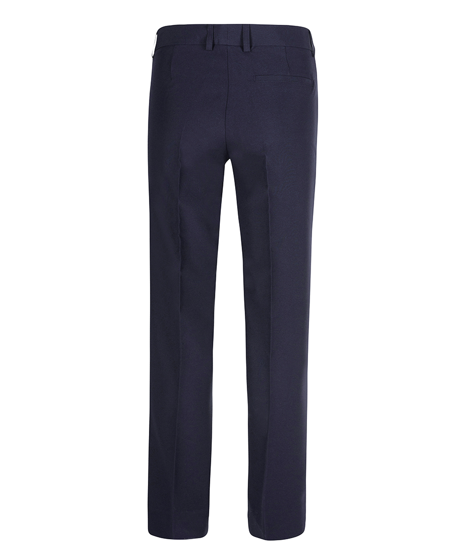 Ladies Classic Fit Trouser Navy Back