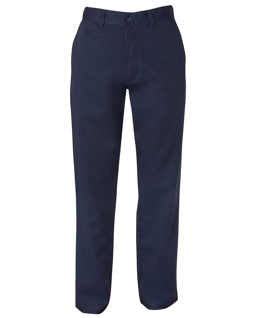Mens Classic Chino Trouser Navy Front