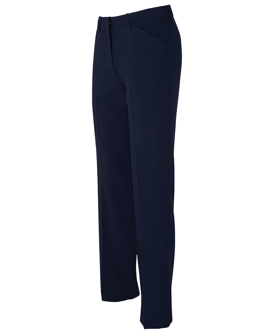 Ladies Mechanical Stretch Trouser Navy