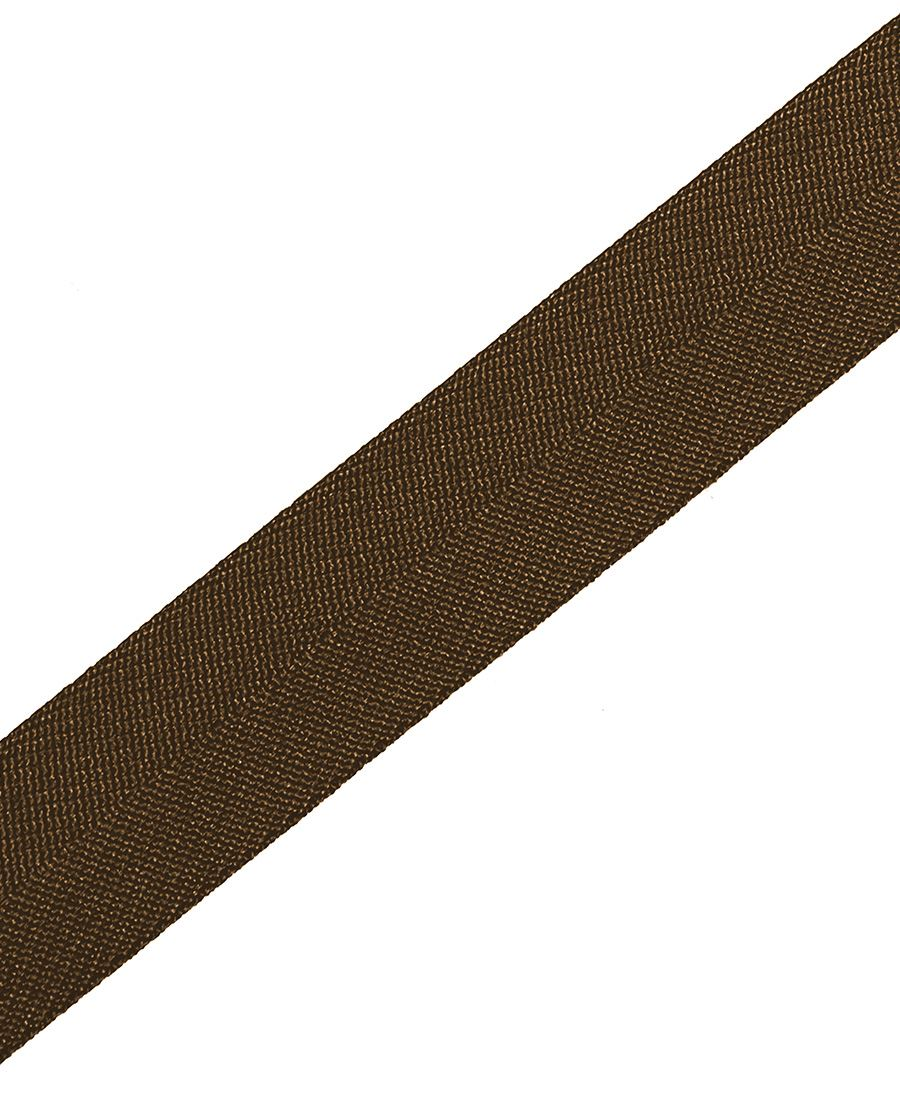 Changeable Cross Apron Strap Chocolate