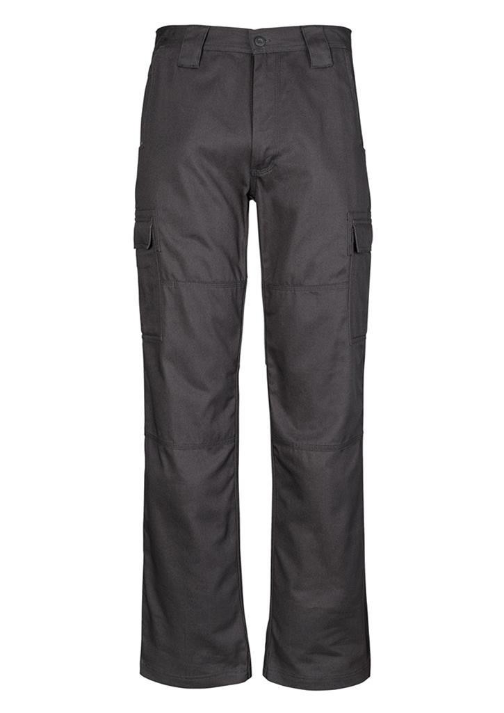 Midweight Drill Cargo Pant - Charcoal